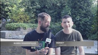 Versey Full Interview | BALLYBRACK THE ALBUM (OUT NOW)