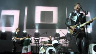 Evil Eye + Tell Her Tonight - Franz Ferdinand @Palacio de los Deportes, Mexico City