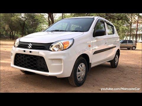 Maruti Suzuki Alto Vxi 2019   Real-life review