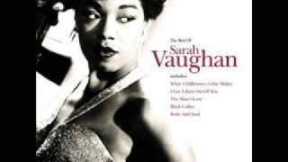 Goodnight My Love - Sarah Vaughan