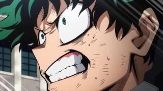 """Midoriya can't do anything around Bakugou"" (except anime edit version)"