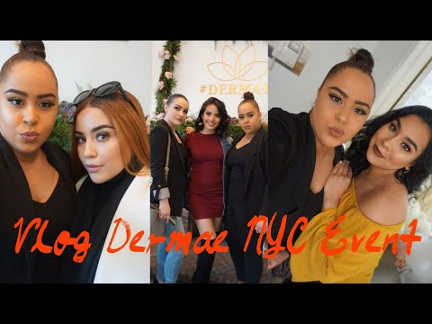 VLOG Dermae NYC event - iliobsessed1