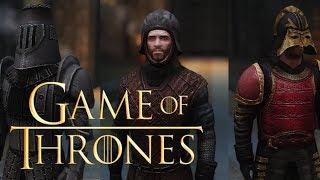 Skyrim Mod - Game of Thrones Armors