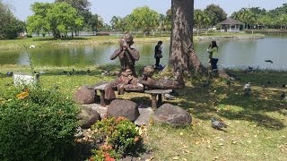 preview picture of video 'Der Isaan - Nong Prachak Public Park in Udon Thani'