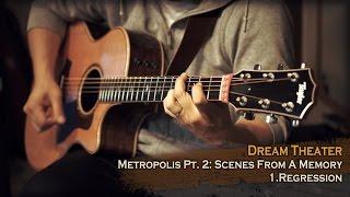 Dream Theater - Metropolis Pt. 2: Scenes From A Memory / 1.Regression