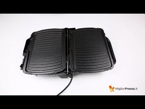 Bistecchiera Rowenta GR3060 Comfort Video Recensione