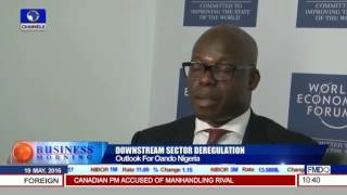 Business Morning: Deregulation Of The Downstream Sector With Wale Tinubu