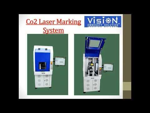 Lens Laser Marking System