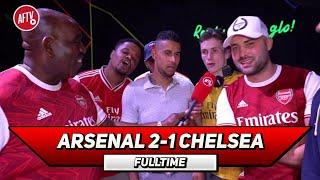 Arsenal 2-1 Chelsea | Arsenal Fans Beg The Board To Back Arteta!
