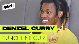 Punchline Quiz with Denzel Curry