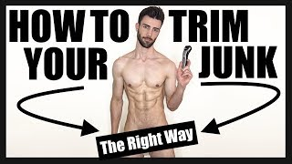 Gambar cover HOW TO TRIM YOUR PUBIC HAIR