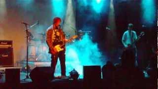 Black Crickets - Forgetting (live @ Fanarock 2012)