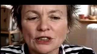 911:The woman who knew in 1982 - Laurie Anderson