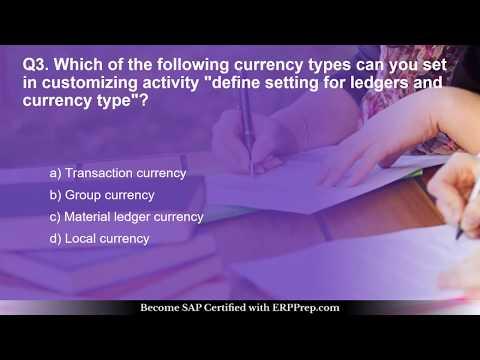 SAP S/4HANA Finance C_TS4FI_1809 Certification Questions ...