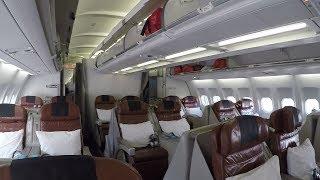 FLIGHT REPORT | Sydney-Auckland | Hifly Malta (Business) | Airbus A340-300