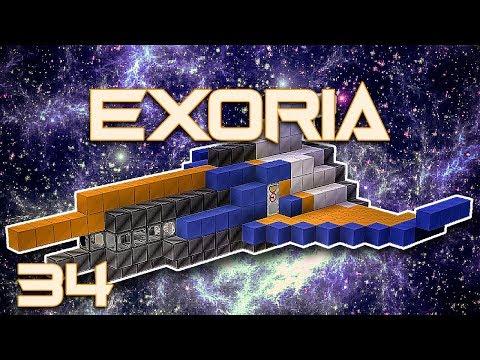 Exoria EP34 Futurepack Space Travel