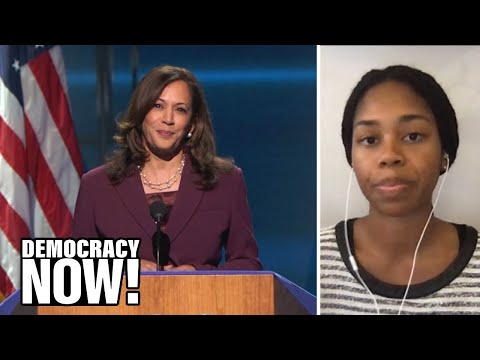 Abolitionist Derecka Purnell on Historic Kamala Harris VP Pick & Why Black Progressives Feel Torn
