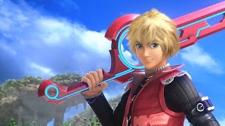 Super Smash Bros - Shulk Reveal Trailer - dooclip.me