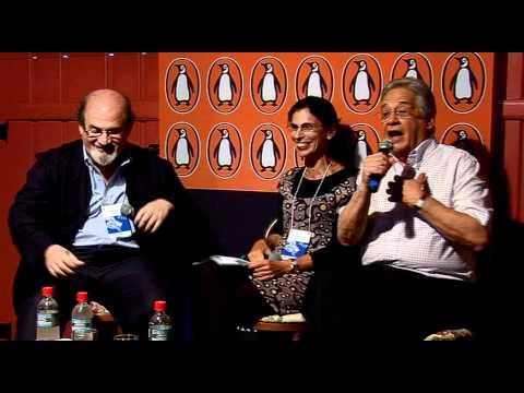 Debate com Salman Rushdie e Fernando Henrique Cardoso sobre O príncipe