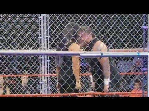 Sami Callihan vs. Brian Cage -and then Tessa Blanchard shows up