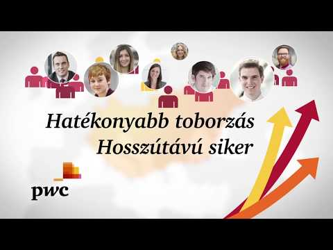 PwC - Termékvideó