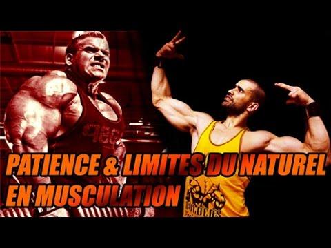 Mes muscles ne grandissent pas et diminuent