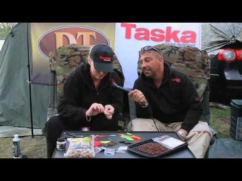 Taska Threaded Bait Rings