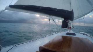 Sailing the Great Barrier Reef on board Big Mama Sailing Far North Queensland