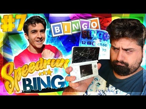 NON VA IL 3DS! - Speedrun Bingo #7 w/Gravier