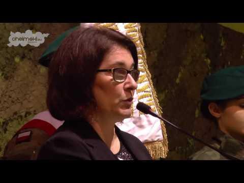Wizyta Anny Marii Anders w ZSE i III LO w Chełmie