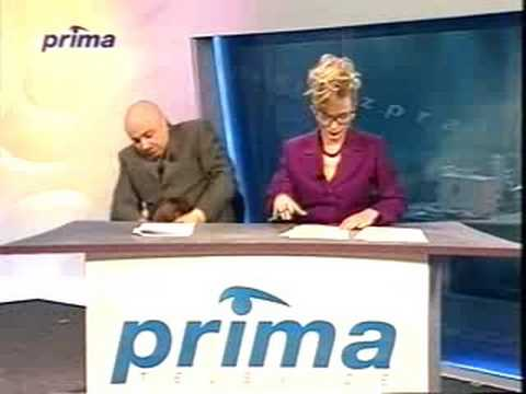Zdeněk Izer - Televizni noviny chybejici reportaze