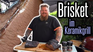 Mein erstes Brisket - Hammer! Keramik Grill Premiere - BBQ & Grillen für jedermann