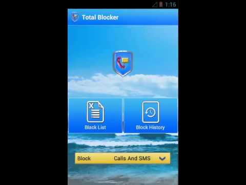Video of Total Blocker