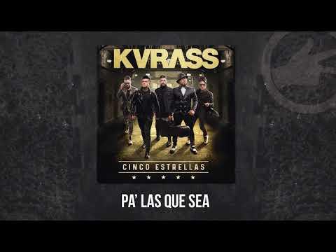 Pa Las Que Sea (cover Audio) Grupo Kvrass
