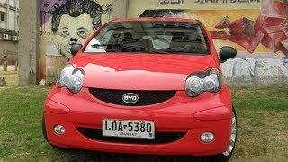 preview picture of video 'Prueba BYD F0  - Análisis exterior (Parte: 2/2)'