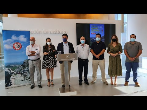 Anuncio de la reapertura de los albergues del Camino Mozárabe de Málaga