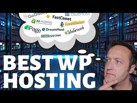 BEST WORDPRESS HOSTING GUIDE 2019