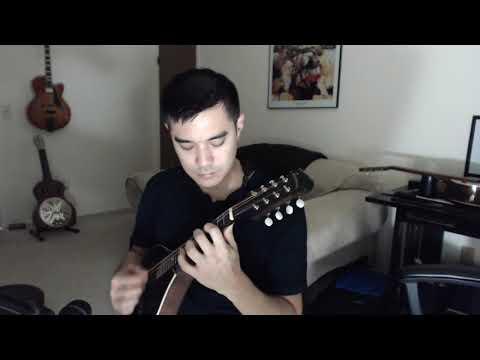 Bach Mandolin