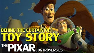 Behind Toy Story: The Growth, Highs And Lows Of Pixar