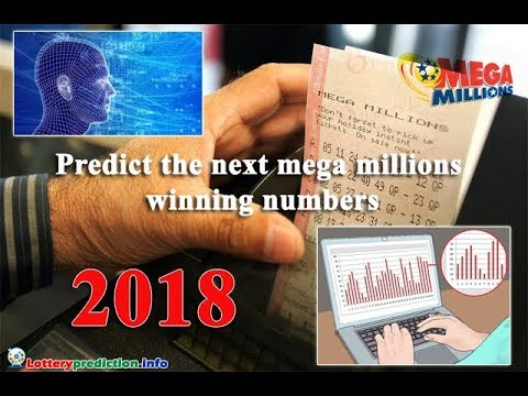 predict the next mega millions winning numbers 2018