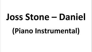 Joss Stone - Daniel (Piano Instrumental)