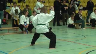 preview picture of video 'KEMPOKA RYU Steinheim - Jugendwettkampf in Augustdorf'