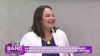 Passou na TV: ambientalista brasileira é selecionada para expedição feminina pela Antártida
