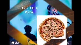 Chores by Animal Collective but with Pizza