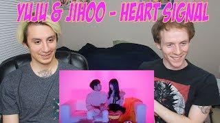 YUJU & JIHOO - HEART SIGNAL [Reaction]