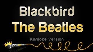 The Beatles - Blackbird (Karaoke Version)
