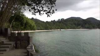 preview picture of video 'Our Adventures On Pulau Pangkor, Malaysia'