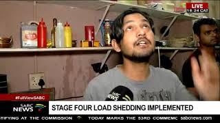 Restaurants Also Affected By Load Shedding