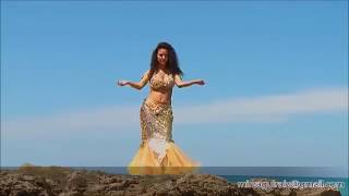 تحميل اغاني Arabic Hot Belly Dance at Beach with Nice Music MP3