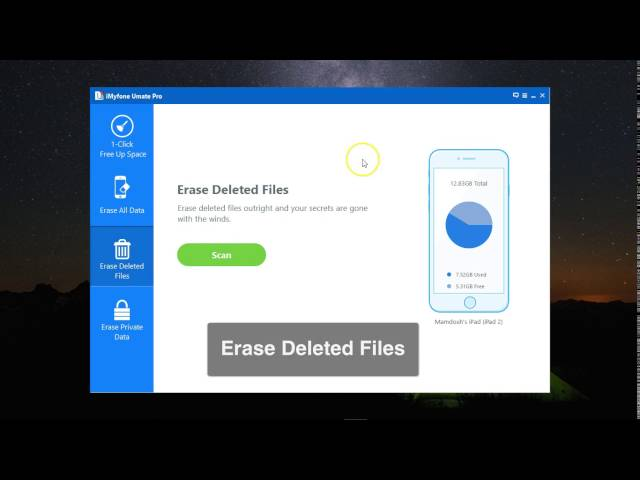 How to Permanently erase iPhone data